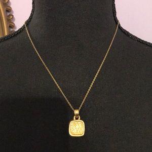Anne Klein Pendant with chain